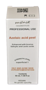 Oily and acne skin. Hyperpigmentation